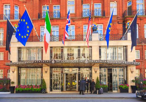 Claridge's Hotel à Londres