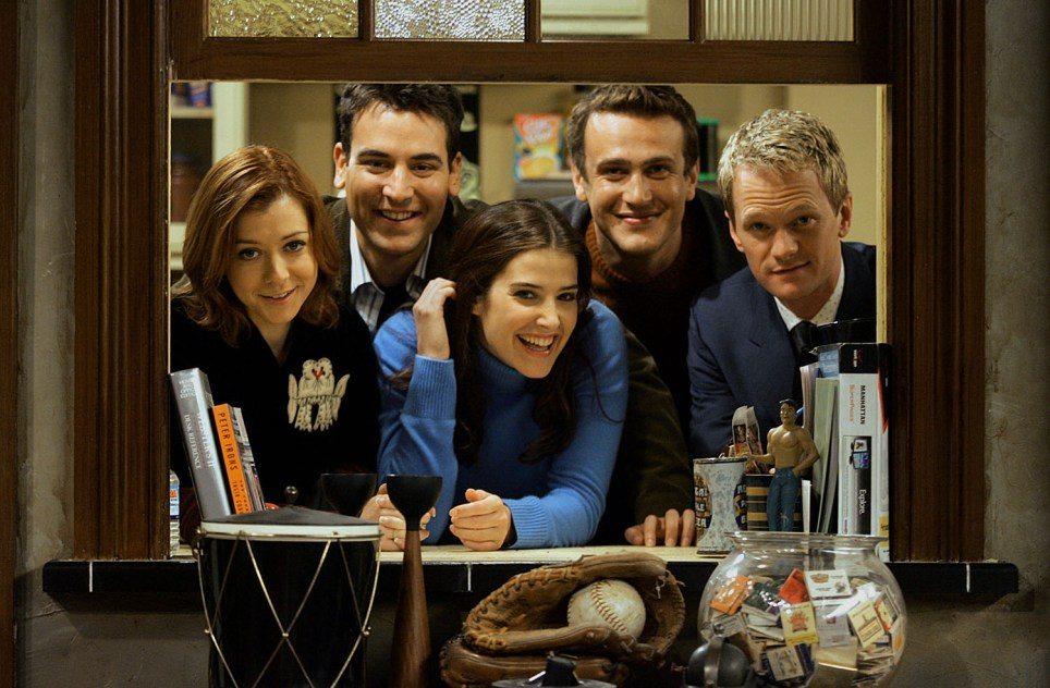 CBS's new comedy, 'How I Met Your Mother,' is one of this season's hits and for CBS a breakthrough