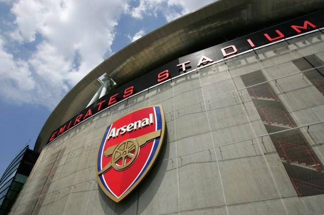 Arsenal Training Emirates Stadium Open Day
