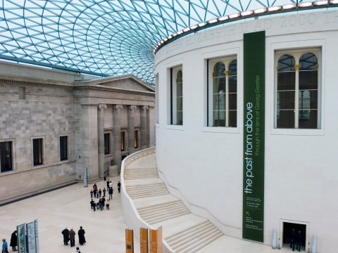 The British Museum needs visitors to breathe to keep its art alive