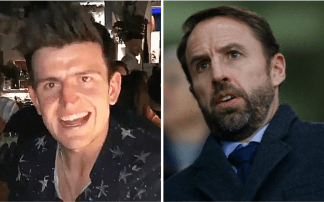 Gareth Southgate names his England squad on the day that Harry Maguire's trial begins