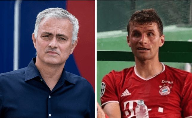 Jose Mourinho has warned Bayern Munich not to be too overconfident ahead of Sunday's Champions League final against PSG