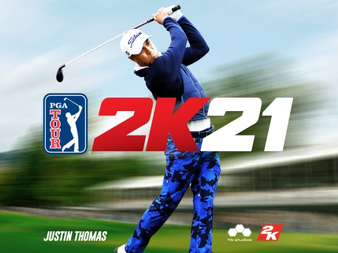 PGA Tour 2K21 review – middle of the fairway
