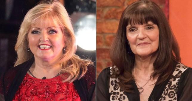 Linda and Anne Nolan