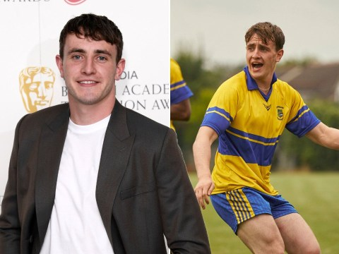 You can now get your hands on Paul Mescal's signed GAA shorts from Normal People… and it's for a good cause
