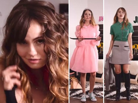 Debby Ryan recreates her viral Radio Rebel facial expression in nostalgic TikTok video