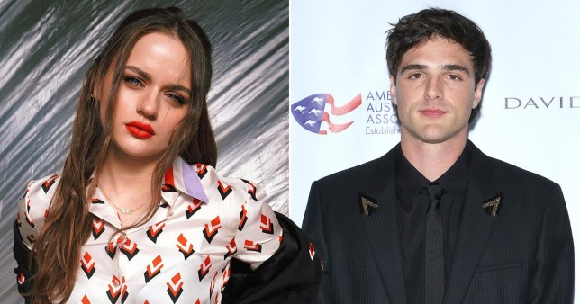 Joey King shuts down ex Jacob Elordi's claim that he didn't watch The Kissing Booth 2