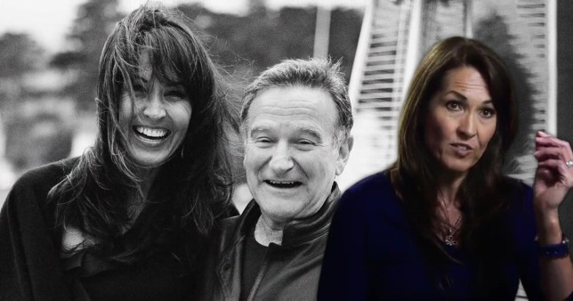 Robin Williams Susan