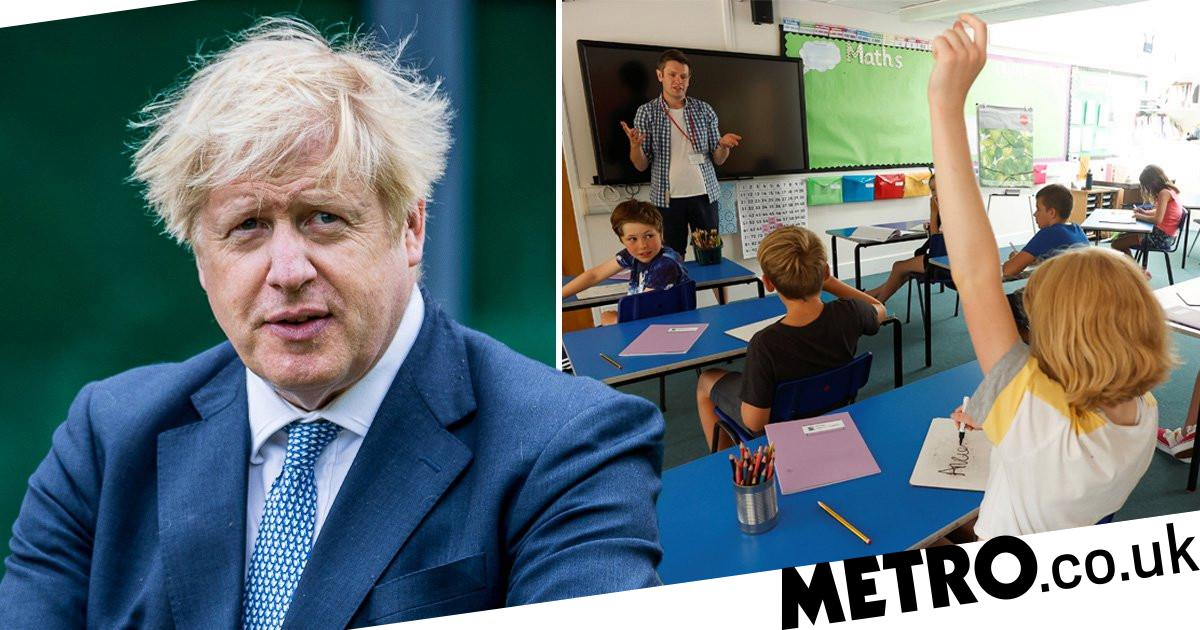 Reopening schools in September is a 'moral duty' says Boris - metro