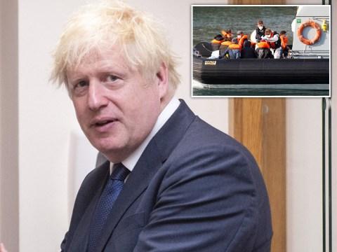 Boris Johnson brands migrant crossings 'very bad, stupid and criminal'
