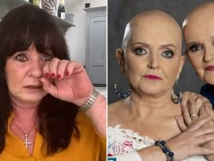 Coleen Nolan breaks down as she considers mastectomy after sisters' cancer diagnosis