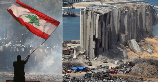 Lebanon's entire government has resigned over Beirut explosion ...