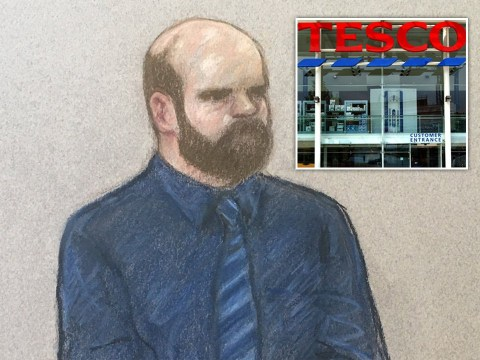 Farmer 'put shards of metal in Tesco baby food in £1.5m blackmail plot'