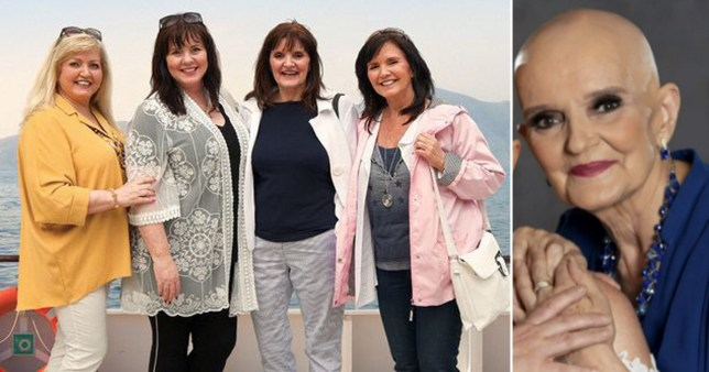 Anne Nolan reveals heartbreaking pain behind revealing her first cancer diagnosis