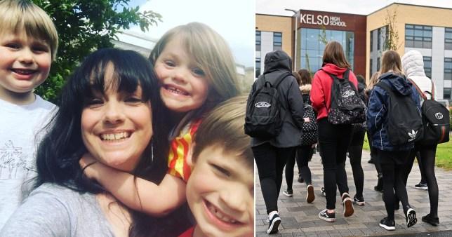 Shielding parents raise fears about sending their children back to school.