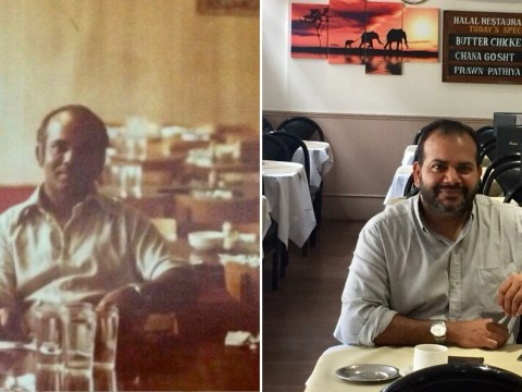 Dad's desperate plea to help save one of London's oldest curry houses