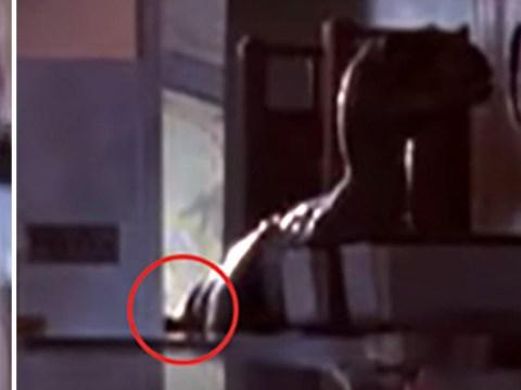 Jurassic Park fan spots epic blunder in original film's raptor scene and we're shook