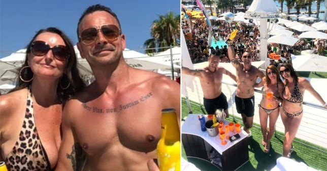 Ibiza addict starts fundraiser for his holiday drinks at the clubbing resort