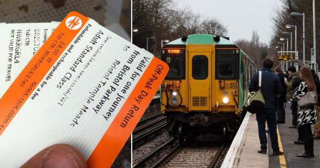 Rail fares are set to increase (