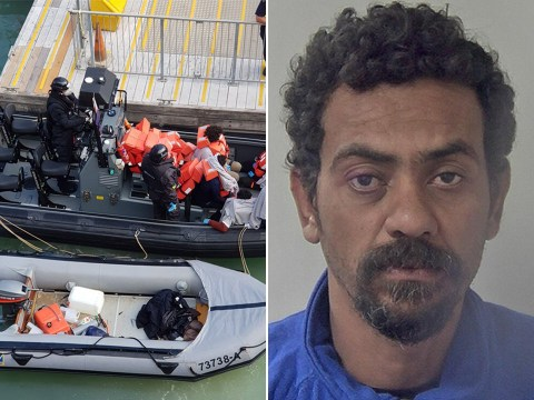 Man jailed for smuggling two children and seven adults across Channel in dinghy
