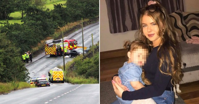 Sophie Murphy, 21, died at the scene