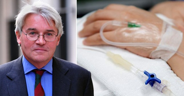 Andrew Mitchell MP says MPs could soon back a change in the law