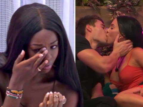 Love Island USA viewers are already Team Justine as she struggles to couple up on first night