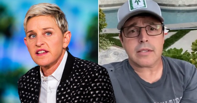 Ellen Show producer Andy Lassner opens up about 'toxic workplace' scandal: 'It's been rough'
