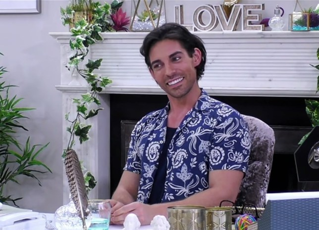 Tom Read Wilson, Celebs Go Dating (Picture: Channel 4)