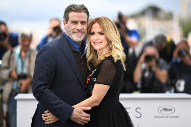 John Travolta has paid tribute to his late wife US actress Kelly Preston