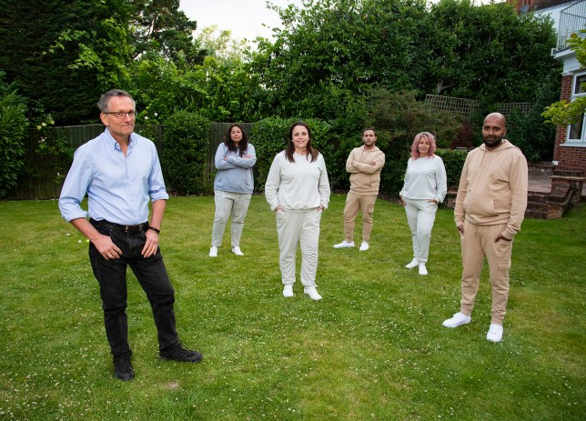 Dr Michael Mosley for Lose A Stone in 21 Days