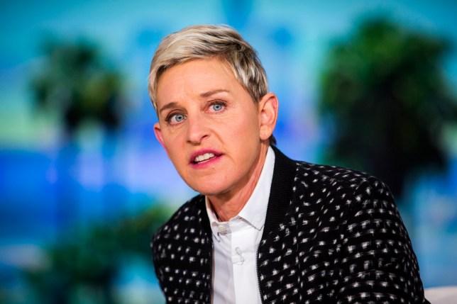 Ellen DeGeneres The Ellen Show