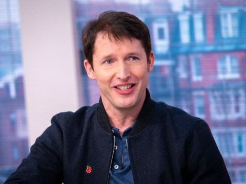 James Blunt got scurvy after only eating meat for two months to annoy his vegan mates