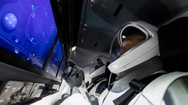 Quand Space X revient-il au Royaume-Uni?
