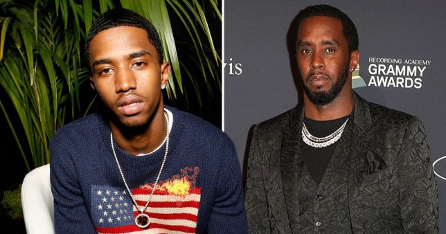 P Diddy's son Christian Combs 'safe and well' as pictures reveal extent of car crash