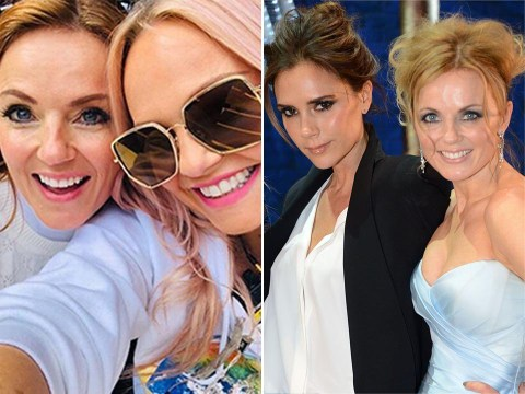 Victoria Beckham, Emma Bunton and Mel C share cute throwbacks for Spice Girls bandmate Geri Horner's 48th birthday