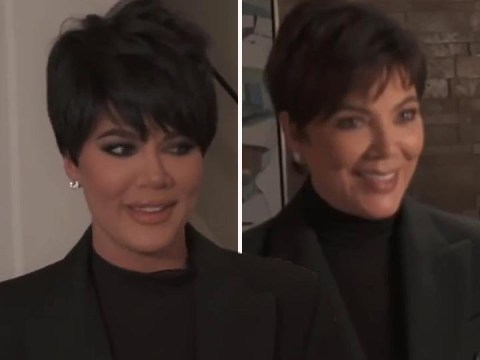 Khloe Kardashian goes undercover dressed as mum Kris Jenner again and it's still brilliant