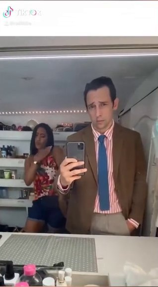 Death in Paradise's Ralf Little jumps on TikTok bandwagon - and it's hilarious