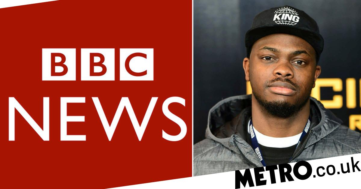 Sideman reacts to BBC apologising for using racial slur in news report