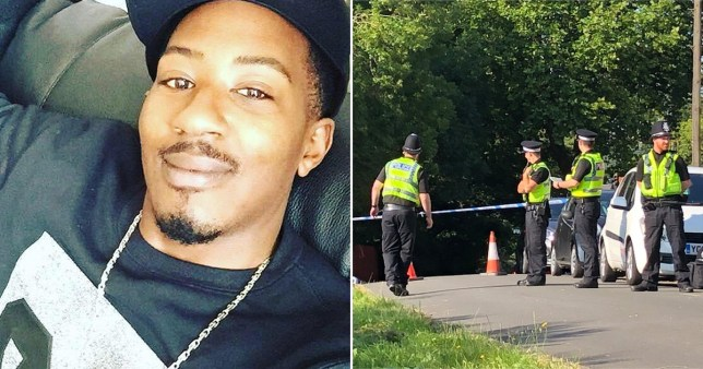 Marcus Ramsay who was stabbed to death outside a Sheffield house party in Horninglow Road, Firth Park.
