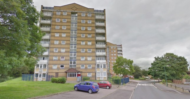 Girl, 3, found dead at house as man and woman both aged 21 arrested by police Picture: Google