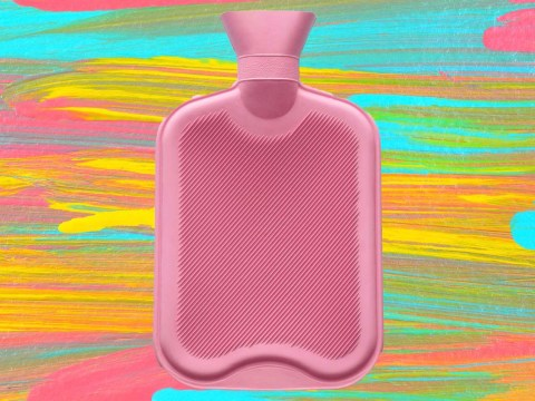Should you freeze a hot water bottle to help you sleep in the heat?