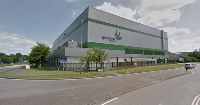 Greencore, in Moulton Park