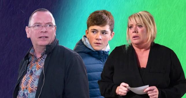 EastEnders spoilers: Sharon Watts discovers Ian Beale killed Dennis Rickman as soap returns
