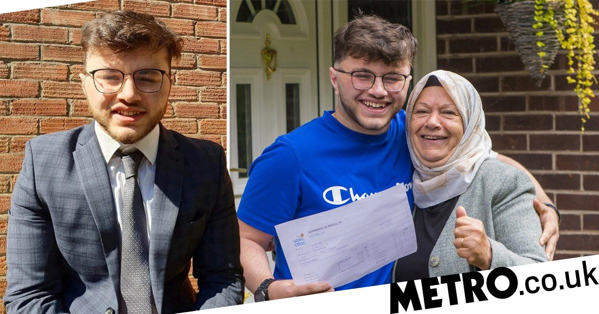 Refugee from Iraq earns place at Cambridge to study medicine and work for NHS