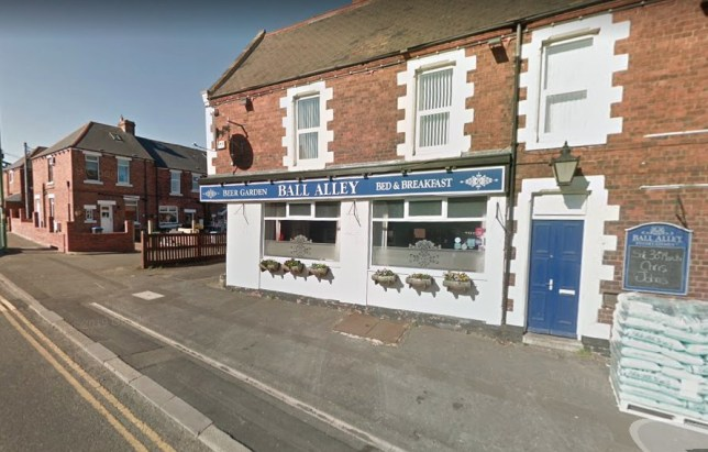 Four pubs shut in one town after corona outbreak The Ball Alley (Picture: Google)