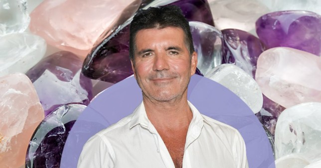 Simon Cowell surrounds hospital bed with crystals in a bid to speed up recovery Pics: Getty