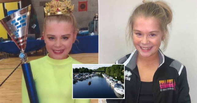 Family of girl, 12, who died after drowning in lake slam people who filmed rather than helping her (Picture: PA, Geograph)