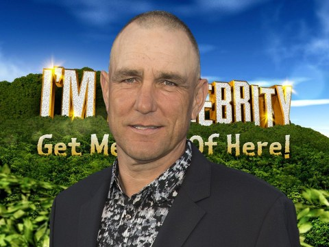 Vinnie Jones clears up I'm A Celebrity rumours: 'Let's stop saying it thank you'