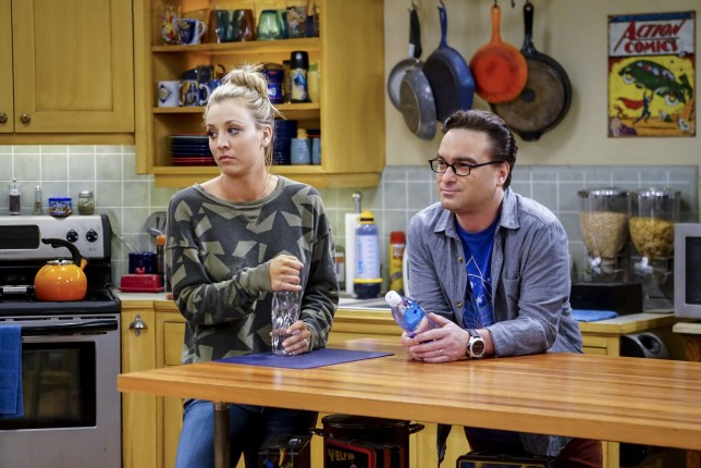 Kaley Cuoco reveals Big Bang Theory pay rise left her and Johnny Galecki in 'tears'